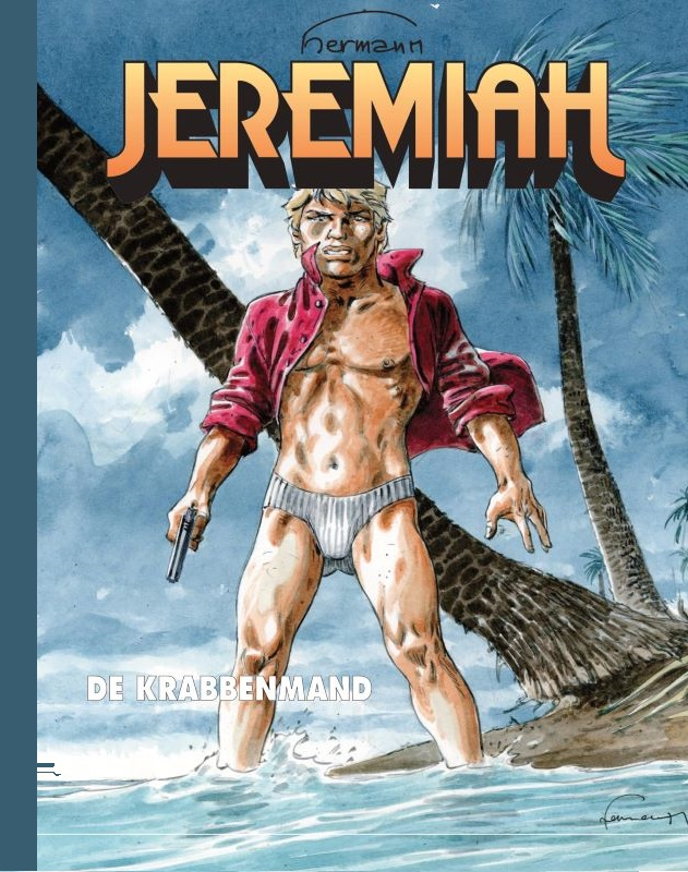 Jeremiah 31 - Krabbenmand - luxe