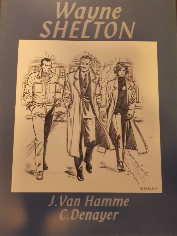 Art-line collectie 2- Wayne Shelton