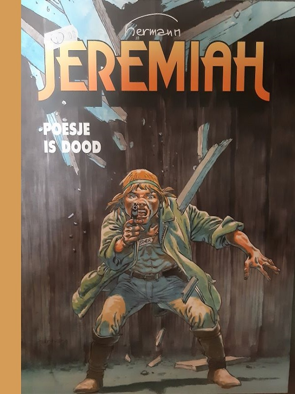Jeremiah 29 - Poesje is dood - luxe