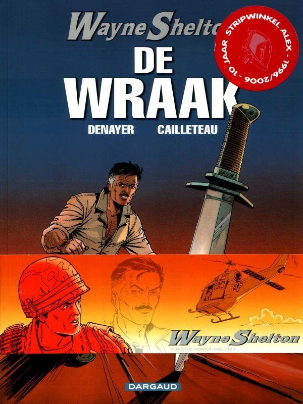 Album met wikkel - Wayne Shelton