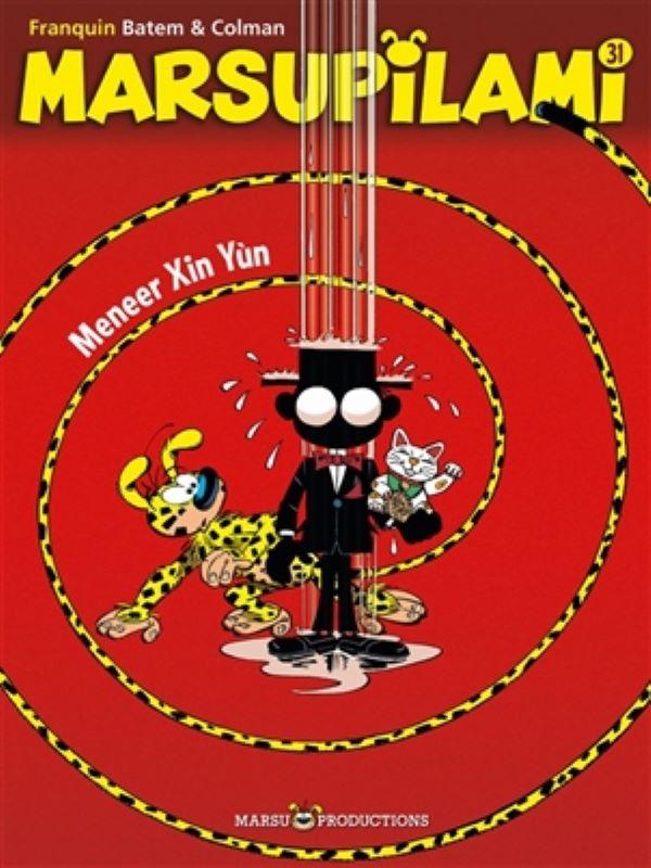 Marsupilami 31- Meneer Xin Yun
