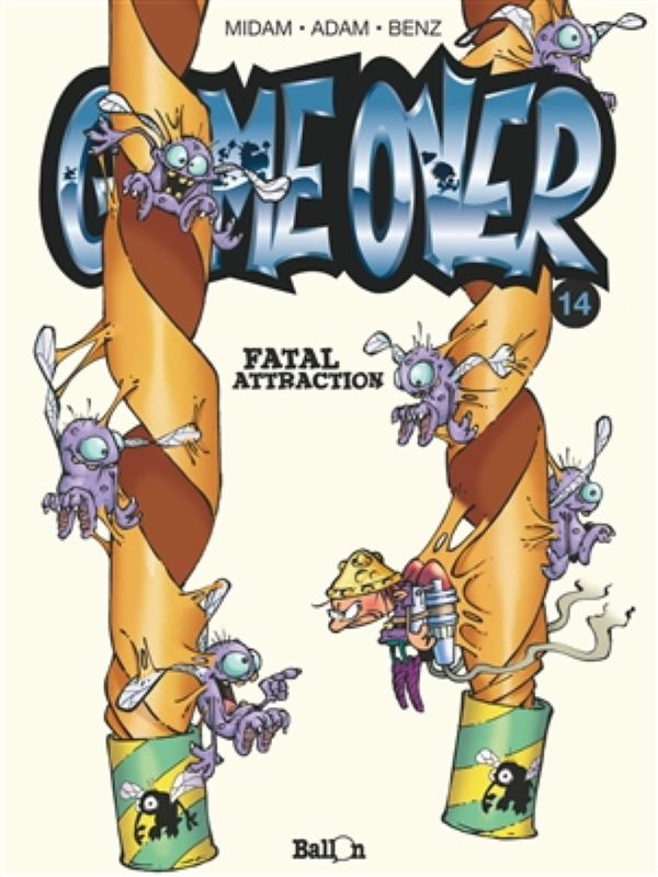 Game over 14- Fatal attraction