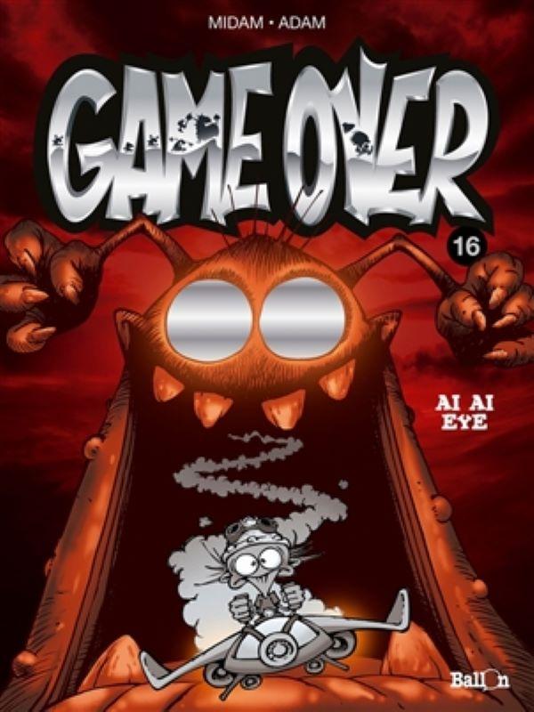 Game over 16- Ai Ai Eye