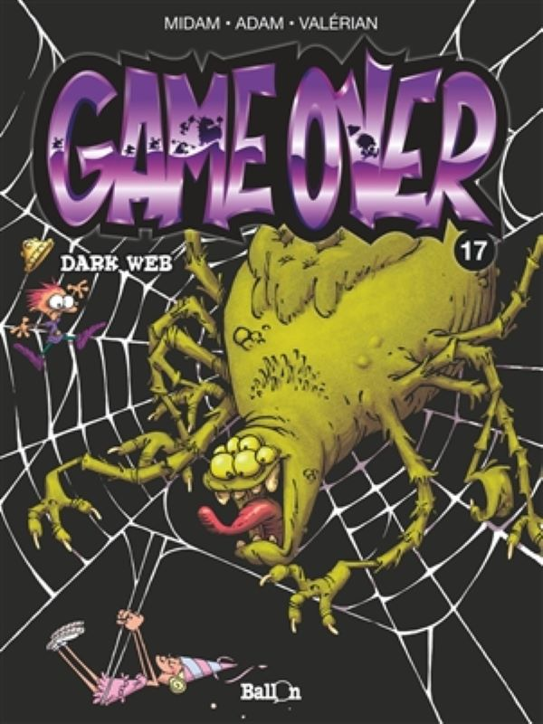 Game over 17- Dark web