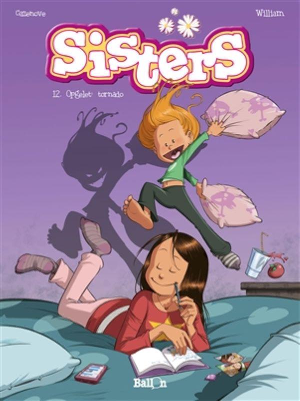 Sisters 12- Opgelet: tornado