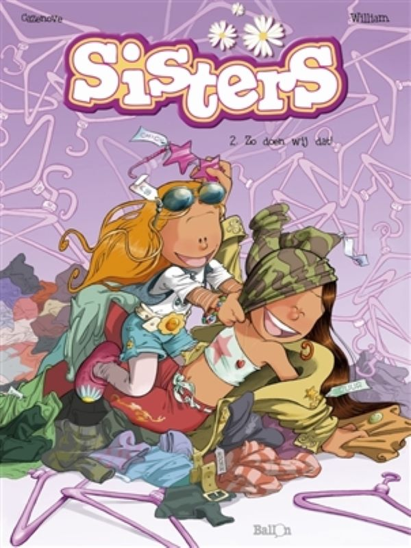 Sisters 2- Zo doen wij dat!