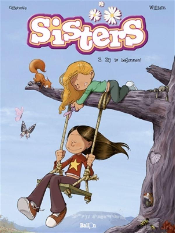 Sisters 3- Zij is begonnen!