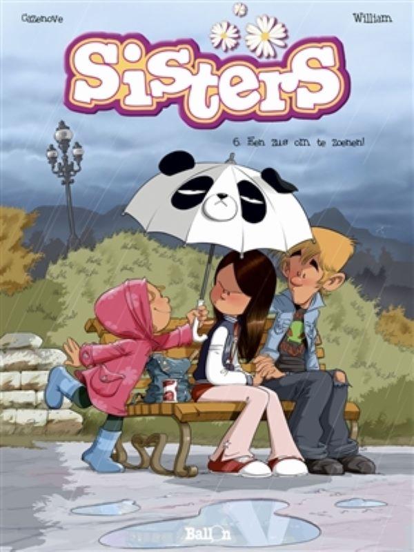 Sisters 6- Een zus om te zoenen