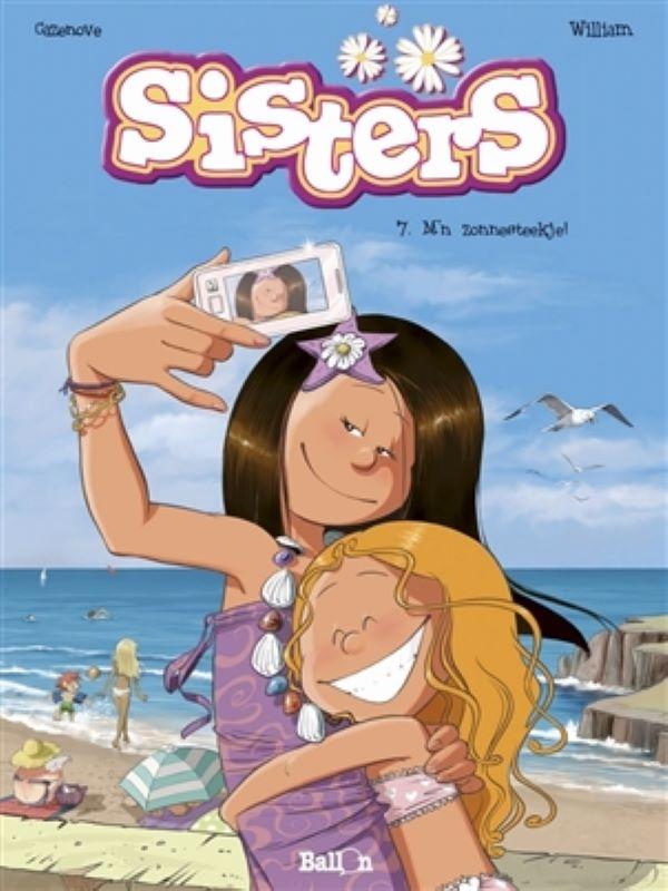 Sisters 7- M'n zonnesteekje!
