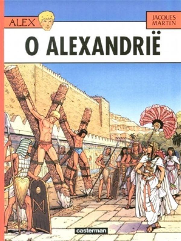 Alex 20- O Alexandrië