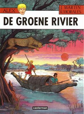 Alex 23- De groene rivier