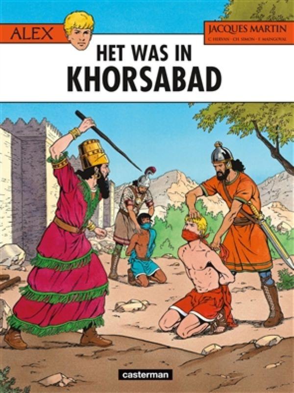 Alex 25- Het was in Khorsabad