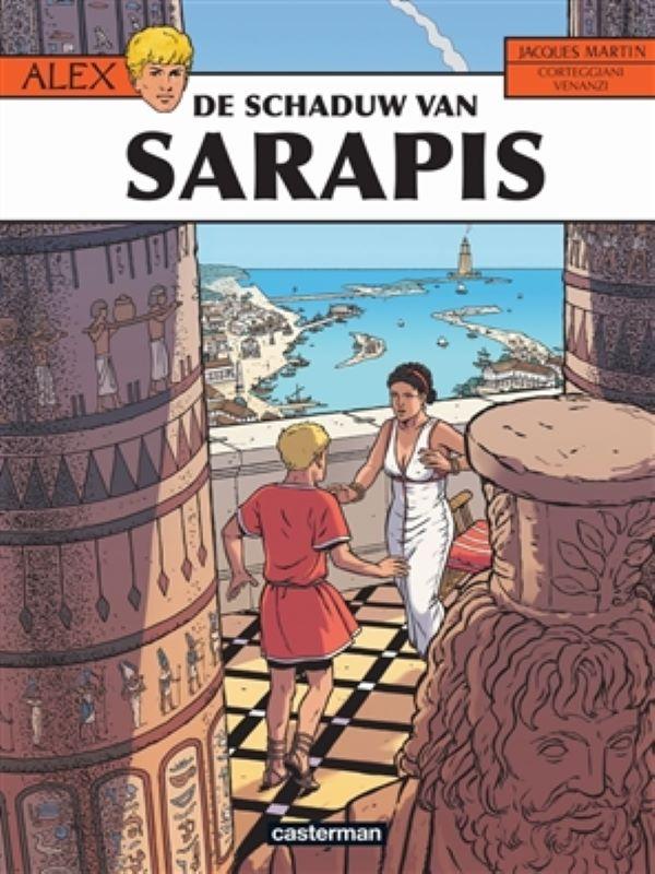 Alex 31- De schaduw van Sarapis