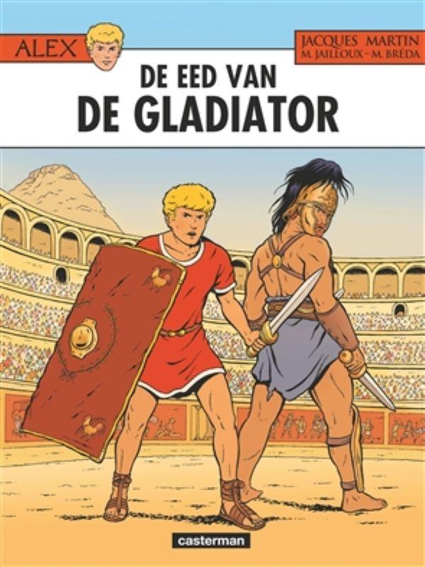 Alex 36- De eed van de gladiator