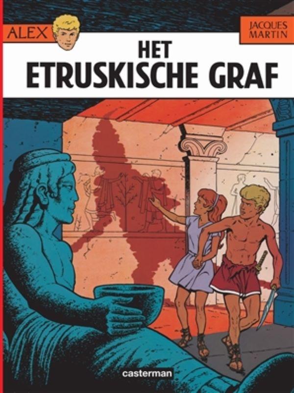 Alex 8- Het etruskische graf