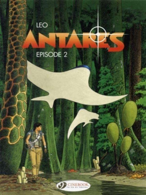 Antares 2 - 2de episode