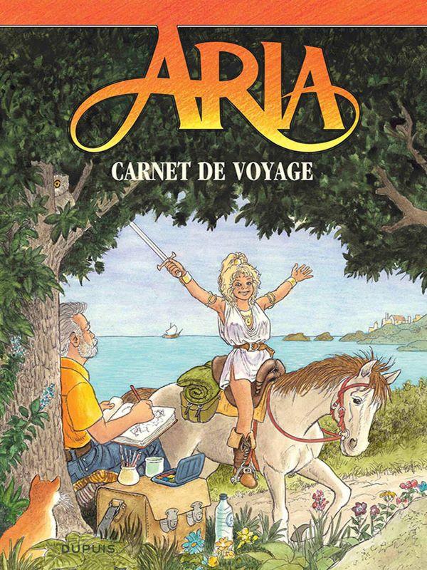 Aria 40- Reisverslag
