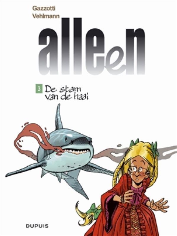 Alleen 3- De stam van de haai