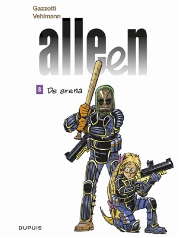Alleen 8- De Arena