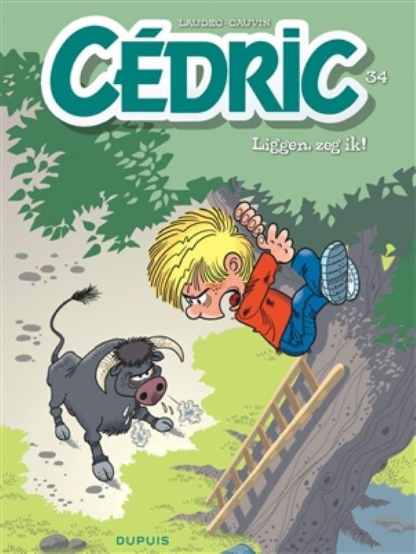 Cedric 34- Liggen, zeg ik!