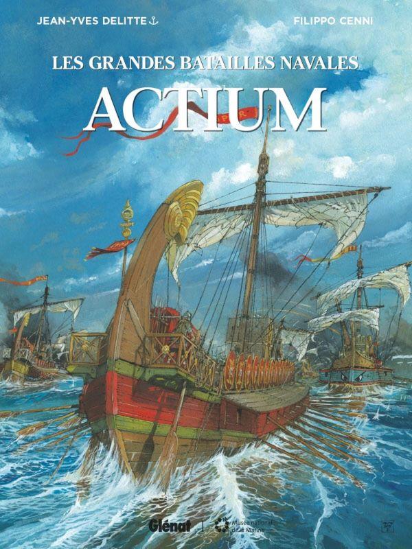 Grote zeeslagen 14- Actium