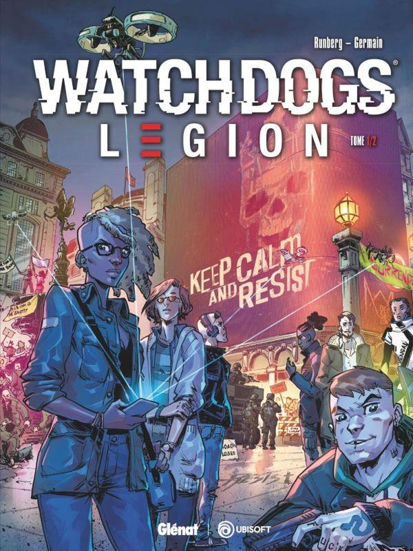 Watch dogs legion 1- Underground Resistance