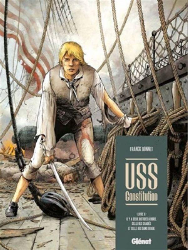 USS Constitution deel 2