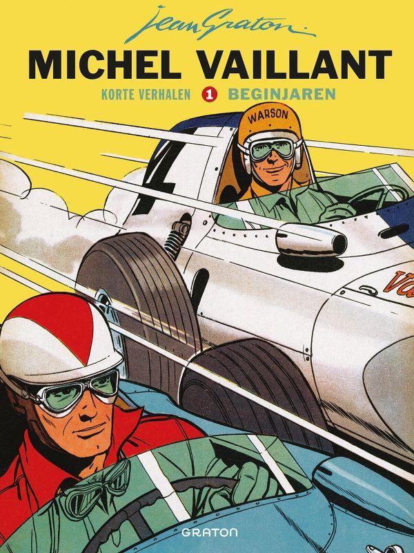 Michel Vaillant - Korte verhalen 1- beginjaren