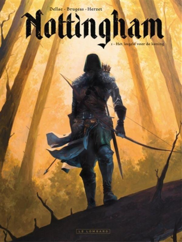 Nottingham 1- Het losgeld van de koning