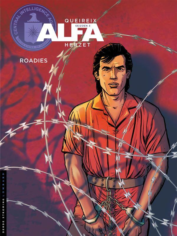 Alfa 15- Roadies