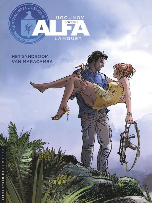 Alfa 13- Het syndroom van Maracamba