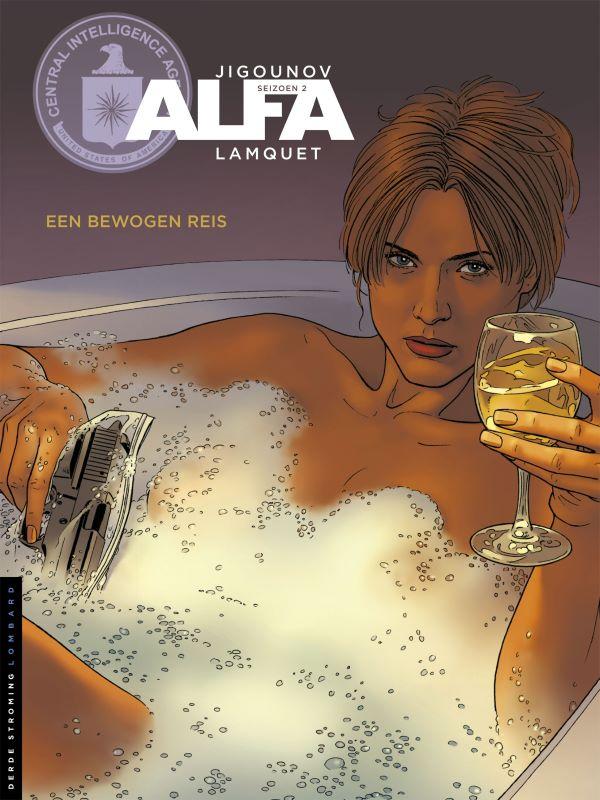 Alfa 12- Een bewogen reis