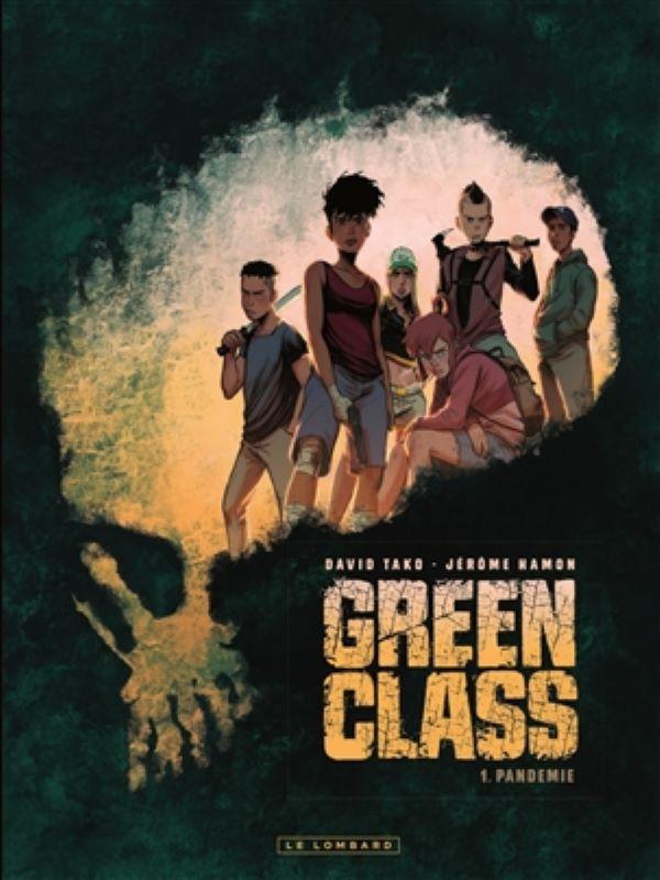 Green class 1- Pandemie