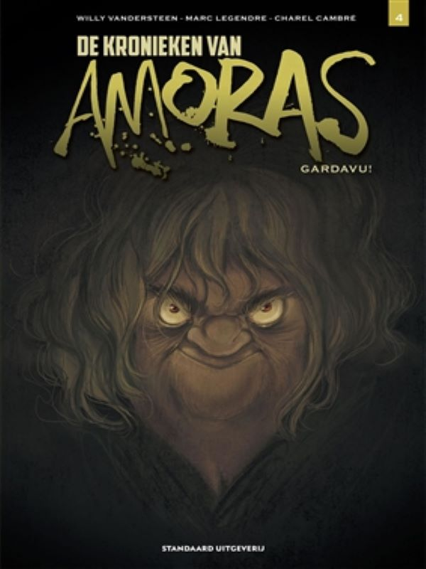 Amoras, De kronieken van 4- Gardavu