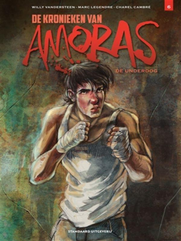 Amoras, De kronieken van 6- De underdog