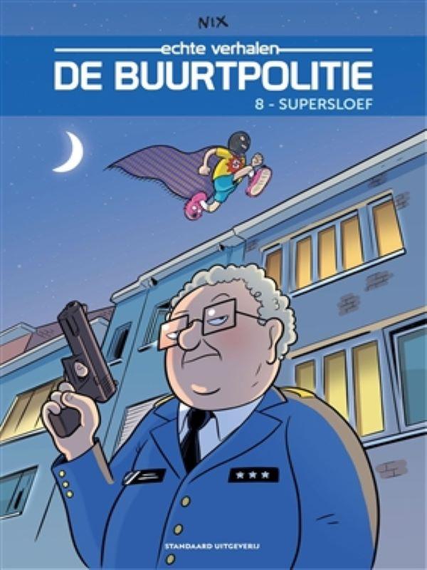 De buurtpolitie 8- Supersloef