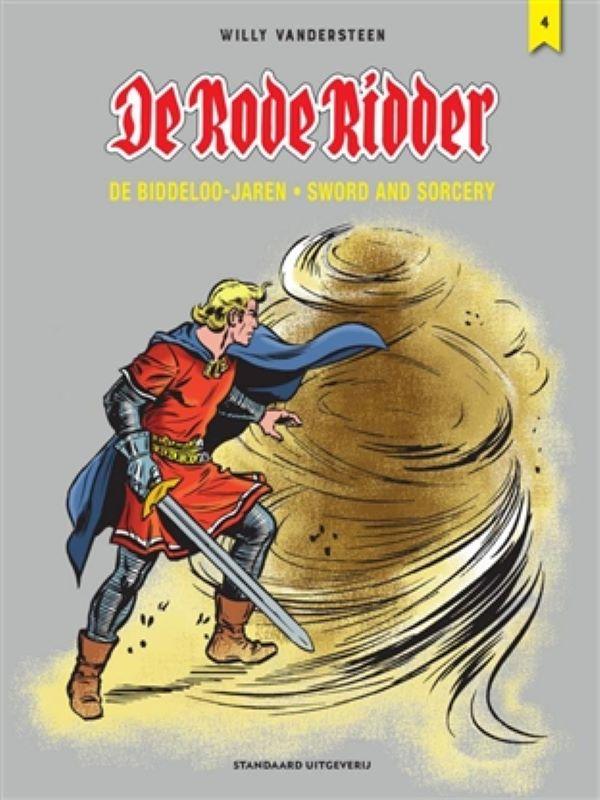 De Rode Ridder- De Biddeloo jaren 4- integraal