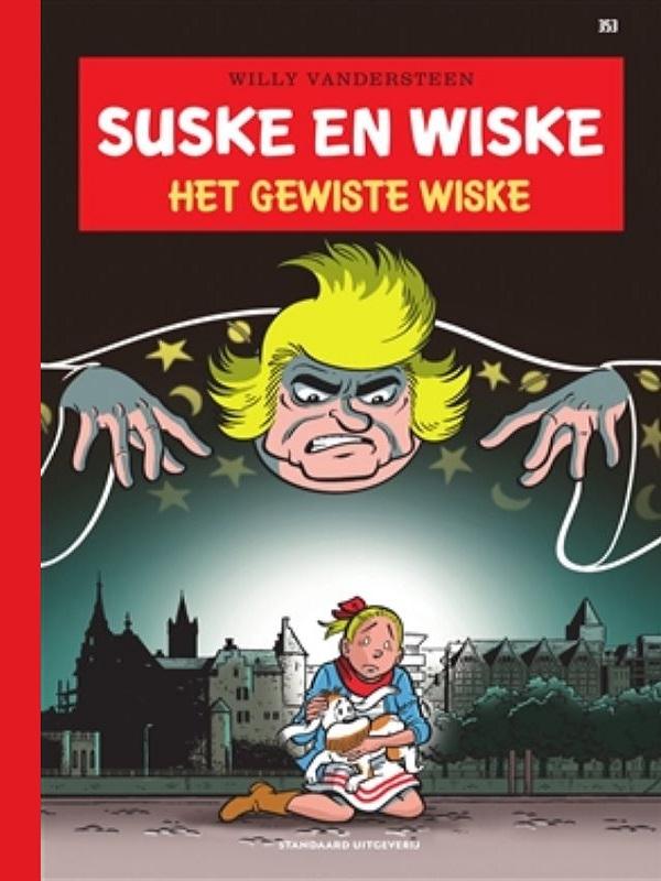 Suske en Wiske 353 Luxe- Het gewiste Wiske