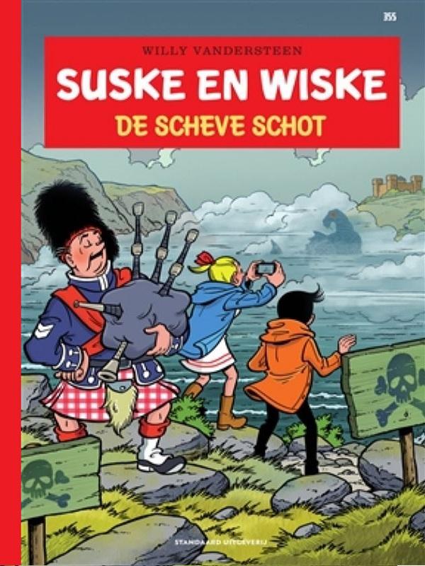 Suske en Wiske 355 Luxe - De scheve schot