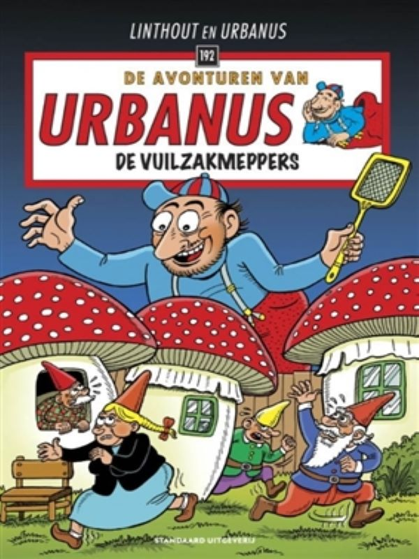Urbanus 192- De vuilzakmeppers