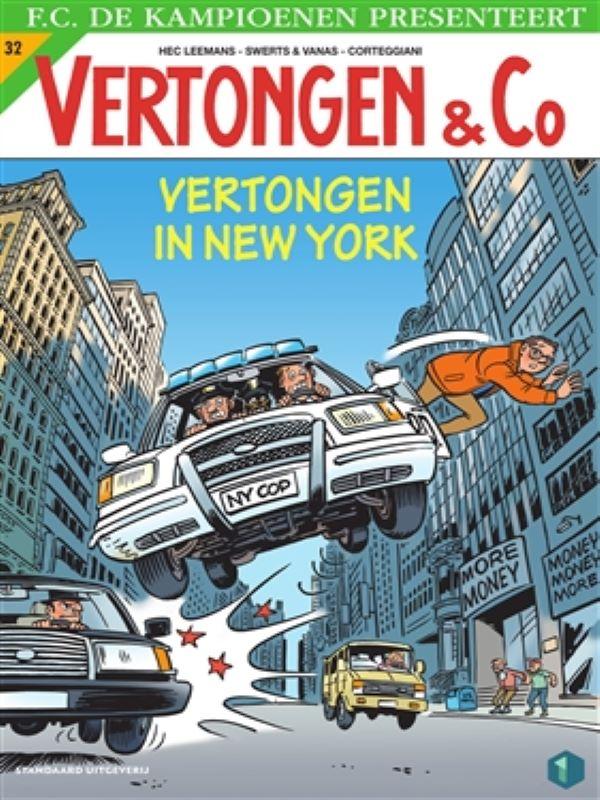 Vertongen & Co 32- Vertongen in New York