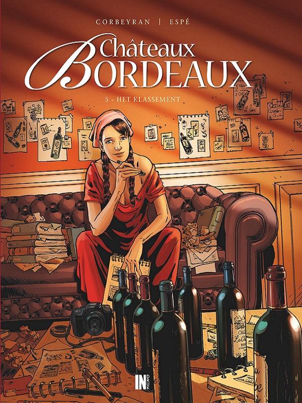 Chateaux Bordeaux 5- Het klassement