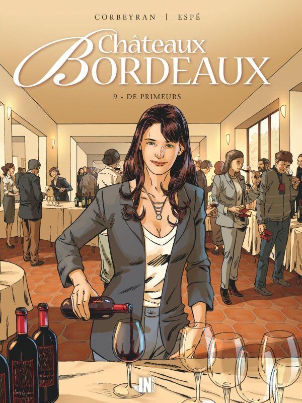 Chateaux Bordeaux 9- De Primeurs