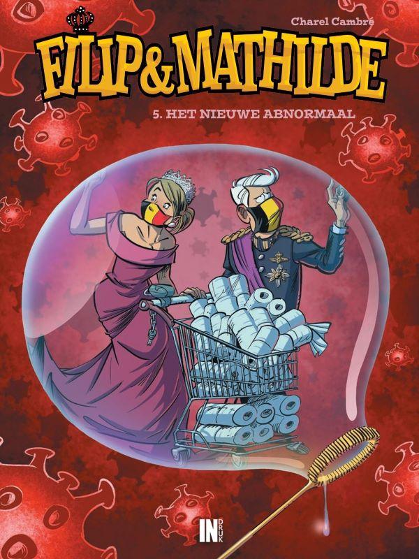 Filip & Mathilde 5- Het nieuwe abnormaal