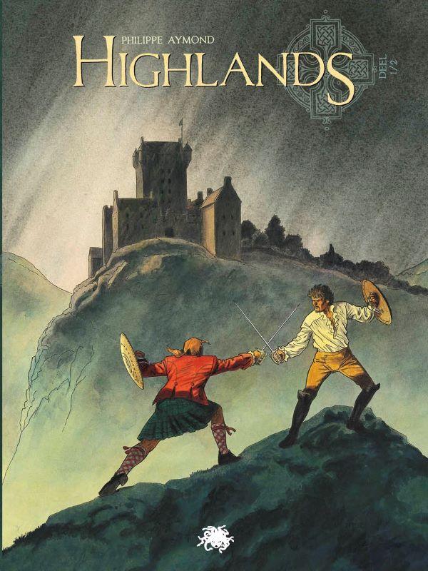 Highlands 1- Het portret van Amelia