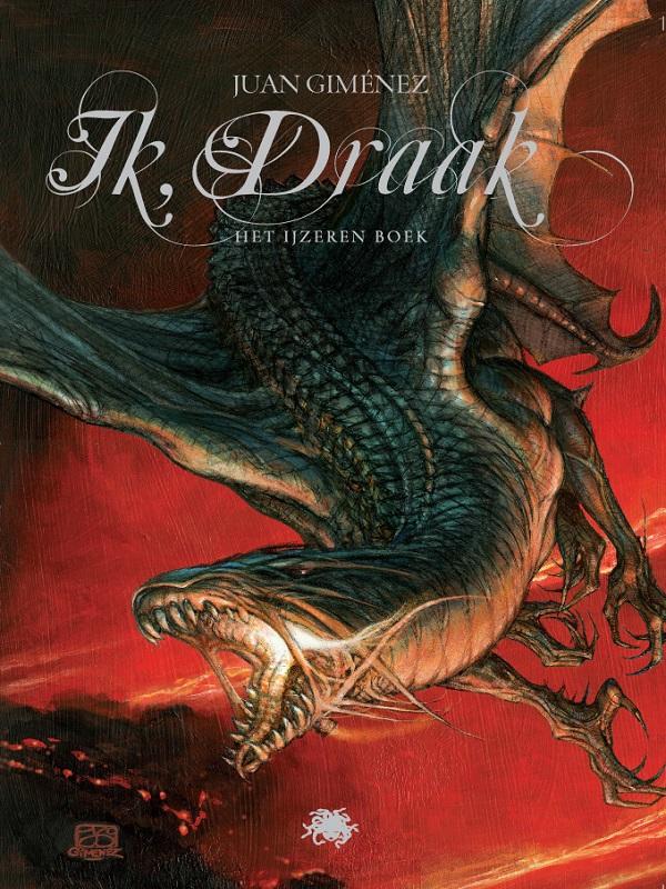 Ik draak 2- Ijzeren boek