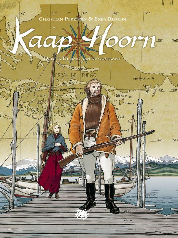 Kaap Hoorn 1- De baai aan de oostkant