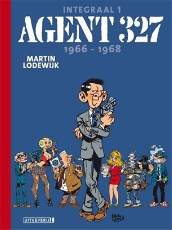 Agent 327 1- Integraal 1966-1968