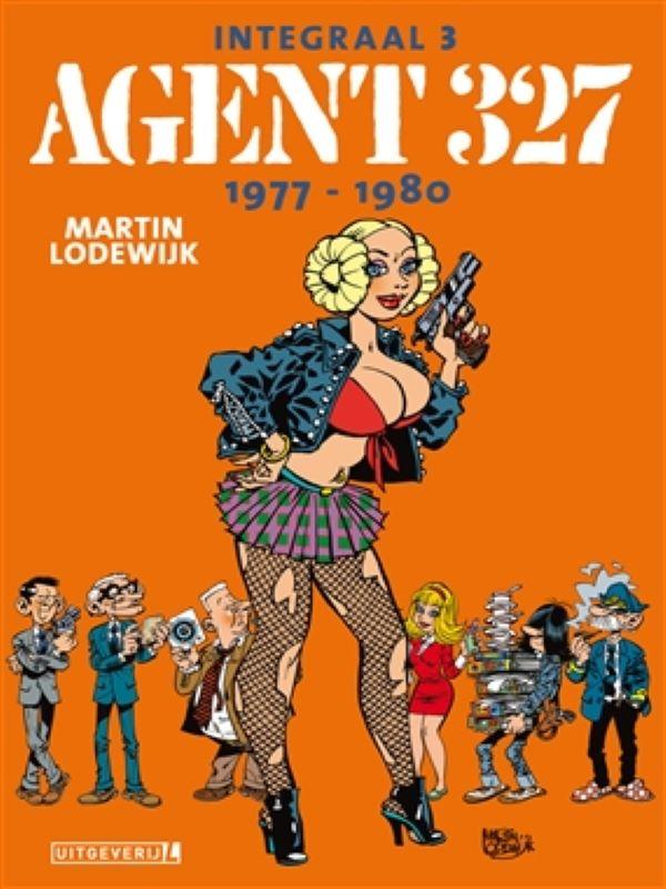 Agent 327 3- integraal 1977-1980
