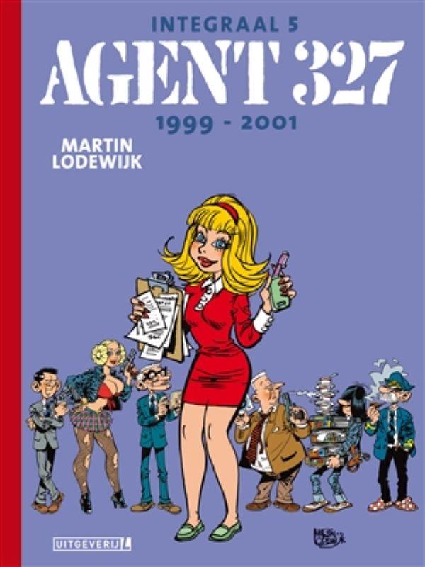 Agent 327 5- Integraal 1999-2001